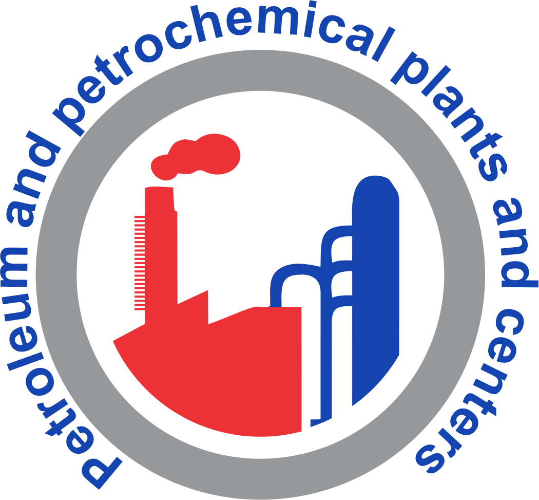 Petroleum and petrochemical plants and centers