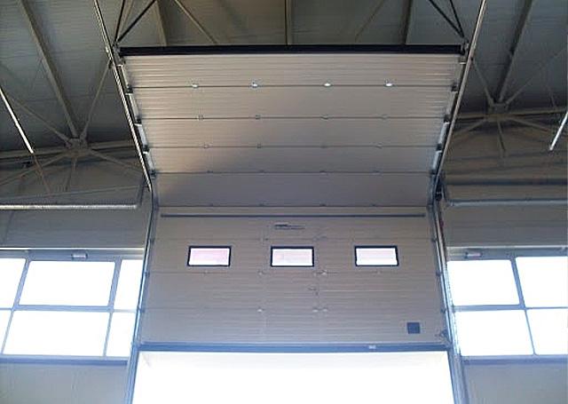 سکشنال زیر سقفی