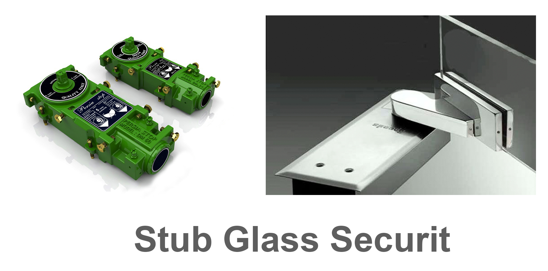 Stub-Glass-Securit