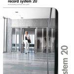 کاتالوک رکورد سیستم 20