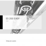 catalog dorma es200 EASY